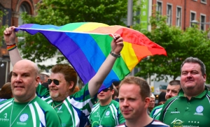 Gay group allowed to march in NY Saint Patrick Days Parade